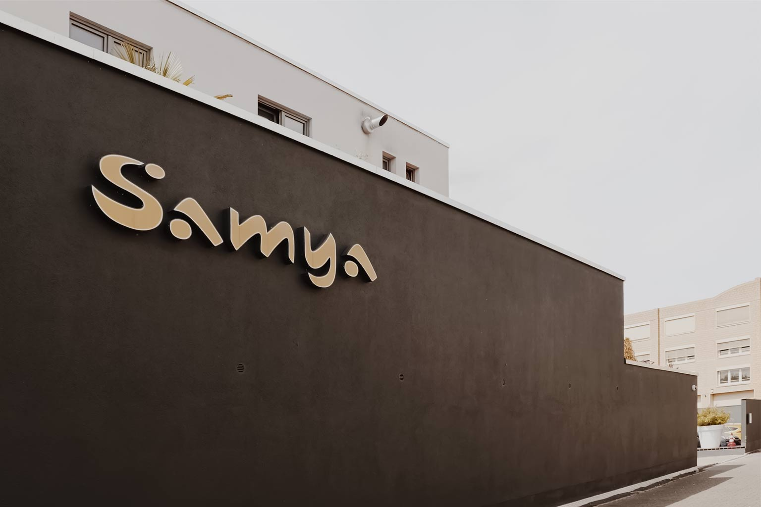 Samya FKK Club Köln - Description